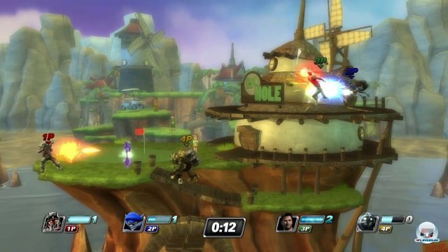 Screenshot - PlayStation All-Stars: Battle Royale (PS_Vita) 2365117