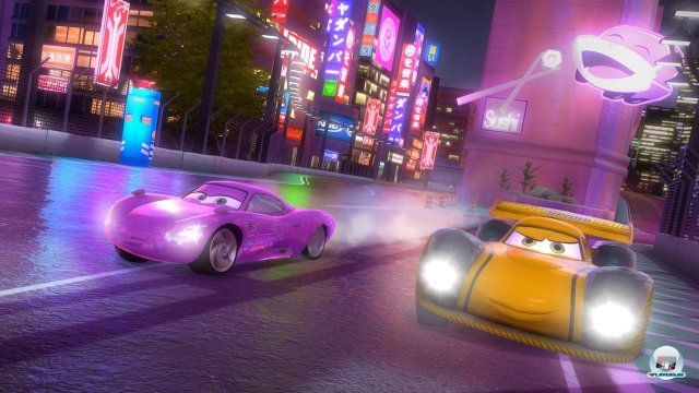 Screenshot - Kinect Rush: Ein Disney Pixar Abenteuer (360)