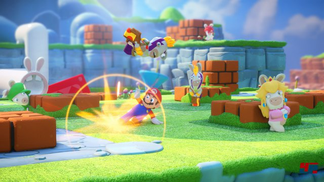 Screenshot - Mario   Rabbids: Kingdom Battle (Switch)