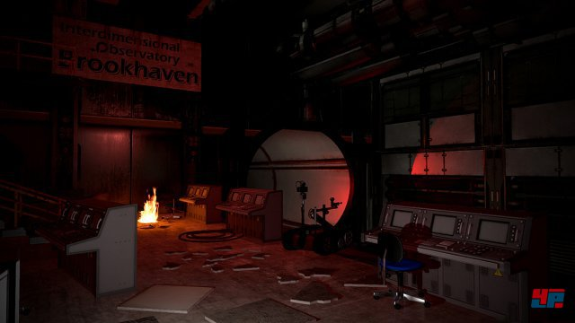 Screenshot - The Brookhaven Experiment (PS4)