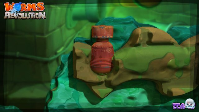 Screenshot - Worms Revolution (360)