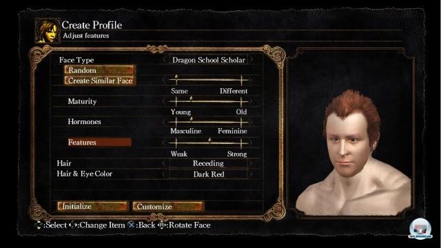 Screenshot - Dark Souls (PlayStation3) 2249657