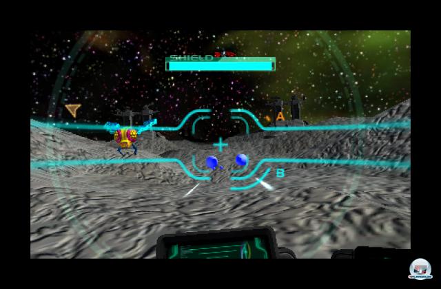 Screenshot - Pac-Man & Galaga Dimensions (3DS) 2257287