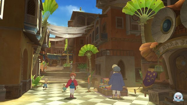 Screenshot - Ni No Kuni: Wrath of the White Witch (PlayStation3) 2361792