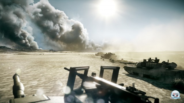 Screenshot - Battlefield 3 (360) 2227799