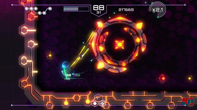 Screenshot - Tachyon Project (PlayStation4)