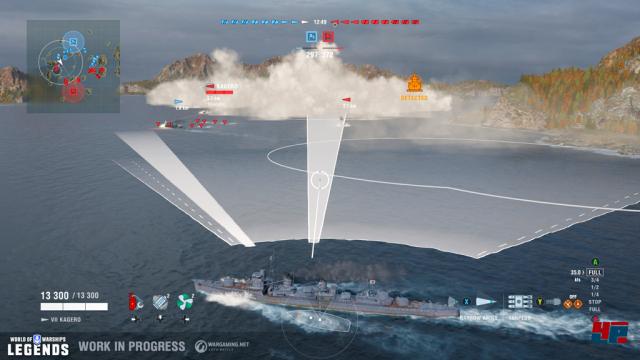 Screenshot - World of Warships (PS4) 92572395