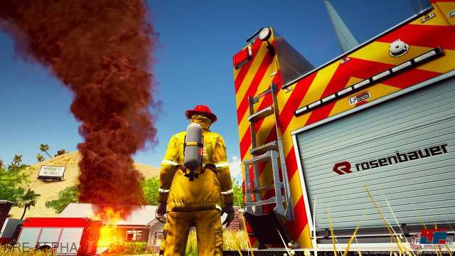 Screenshot - Firefighting Simulator (PC)