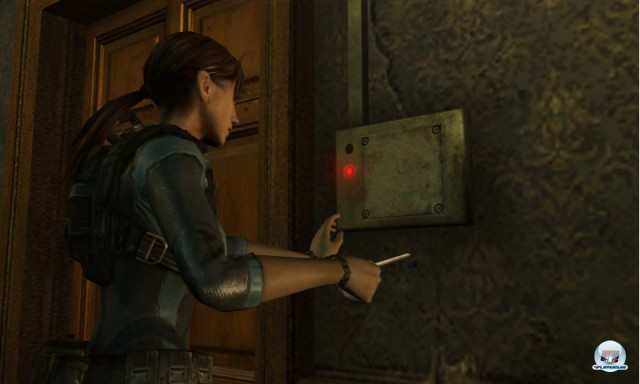 Screenshot - Resident Evil: Revelations (3DS) 2230173