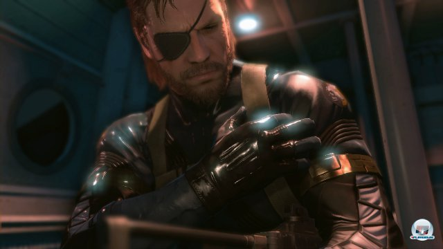 Screenshot - Metal Gear Solid: Ground Zeroes (360) 92468365