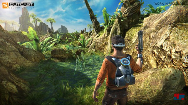 Screenshot - Outcast - Second Contact (PC)