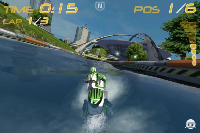 Screenshot - Riptide GP (iPhone)