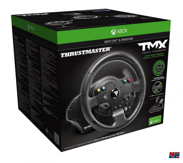 Screenshot - Thrustmaster TMX Wheel (PC)