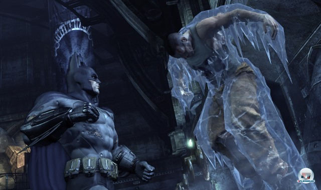 Screenshot - Batman: Arkham City (360) 2246247
