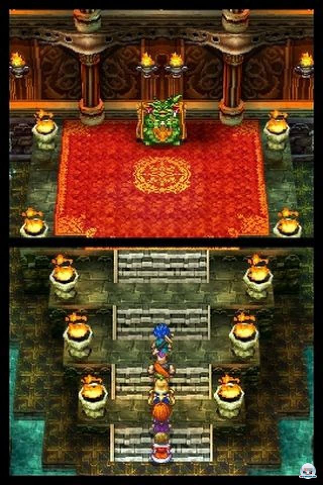 Screenshot - Dragon Quest VI: Wandler zwischen den Welten (NDS) 2216798