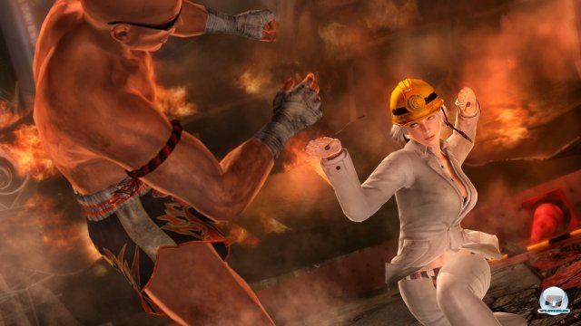 Screenshot - Dead or Alive 5 (PlayStation3) 2361747
