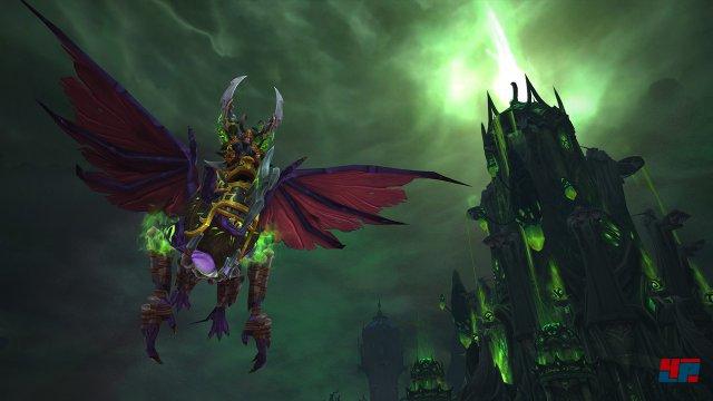 Screenshot - World of WarCraft: Legion (Mac) 92547078