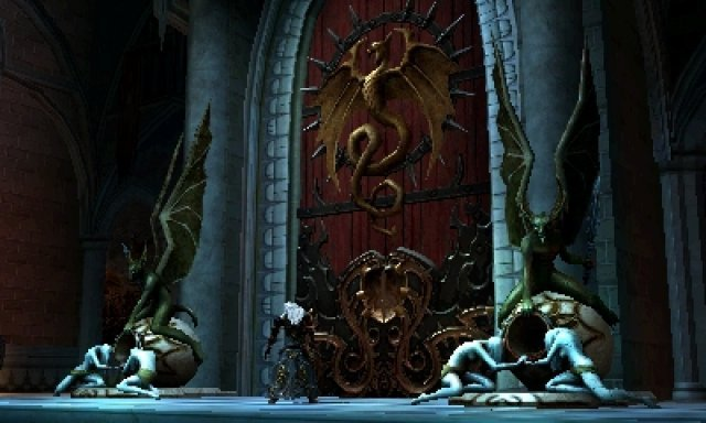 Screenshot - Castlevania: Lords of Shadow - Mirror of Fate (3DS) 92418502