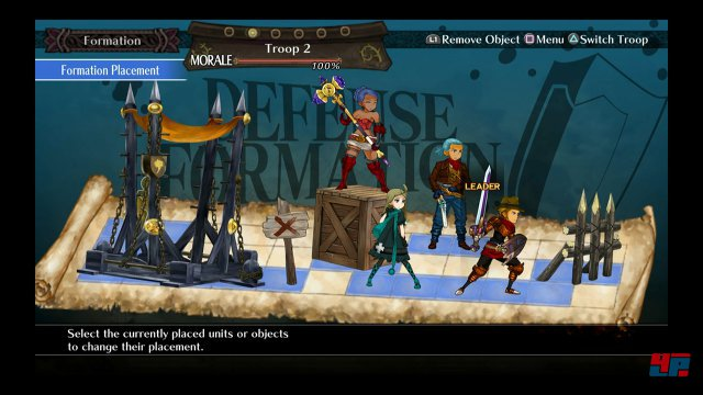 Screenshot - Grand Kingdom (PS4)