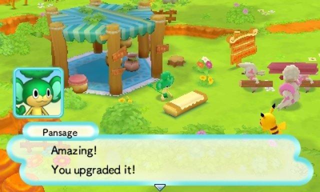 Screenshot - Pokémon Mystery Dungeon: Portale in die Unendlichkeit (3DS) 92457640
