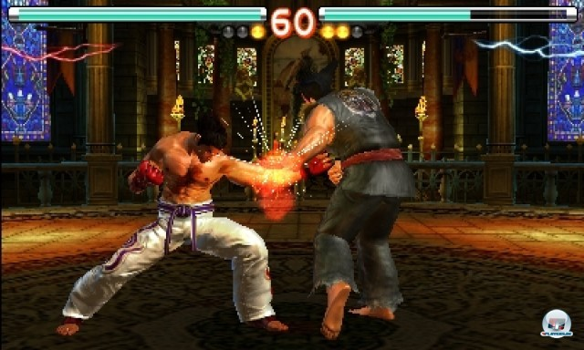 Screenshot - Tekken 3D Prime Edition (3DS) 2250667