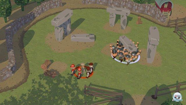 Screenshot - When Vikings Attack! (PlayStation3) 2393767