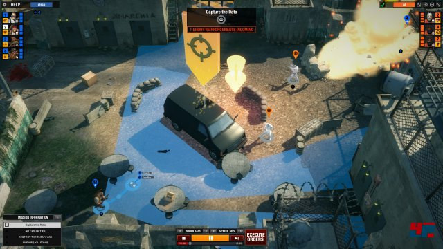 Screenshot - TASTEE: Lethal Tactics (PC)