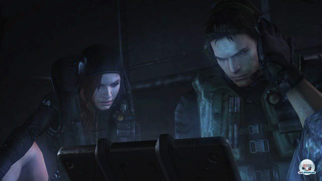 Screenshot - Resident Evil: Revelations (3DS) 2262527