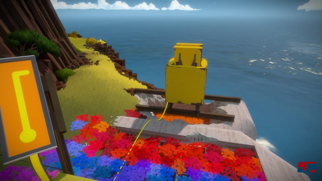 Screenshot - The Witness (PlayStation4) 92519222