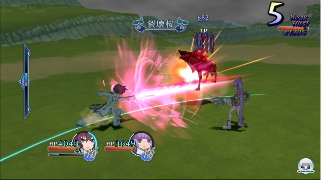Screenshot - Tales of Graces (PlayStation3) 2222822