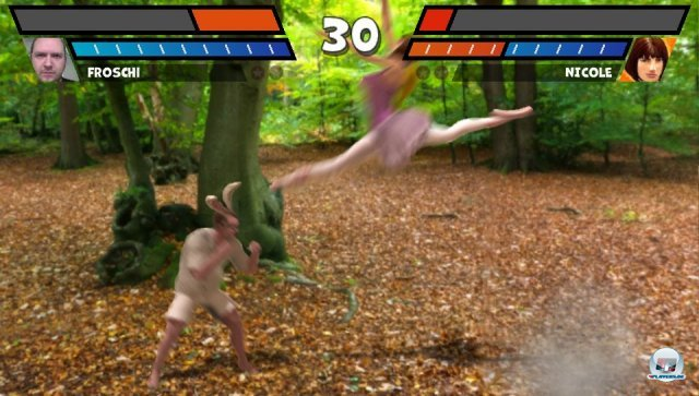 Screenshot - Reality Fighters (PS_Vita)