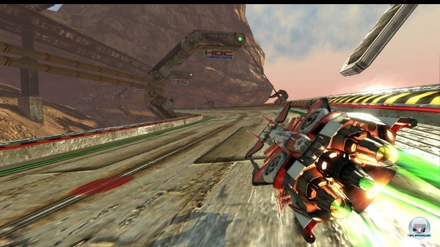 Screenshot - Sodium 2: Project Velocity (PlayStation3) 2228702