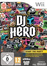 Alle Infos zu DJ Hero (Wii)