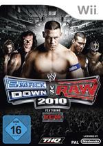 Alle Infos zu WWE SmackDown vs. Raw 2010 (Wii)