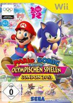 Alle Infos zu Mario & Sonic bei den Olympischen Spielen: London 2012 (Wii)