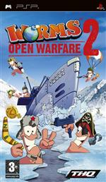 Alle Infos zu Worms: Open Warfare 2 (PSP)
