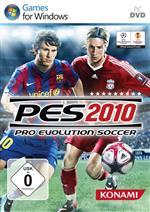 Alle Infos zu Pro Evolution Soccer 2010 (PC)