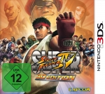 Alle Infos zu Super Street Fighter 4 - 3D Edition (3DS)