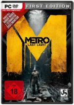 Alle Infos zu Metro: Last Light (PC,PC,PC,360,360,360,PlayStation3,PlayStation3,PlayStation3)