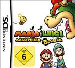 Alle Infos zu Mario & Luigi: Abenteuer Bowser (NDS)