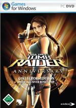 Alle Infos zu Tomb Raider: Anniversary (PC)