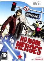 Alle Infos zu No More Heroes (Wii)