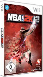 Alle Infos zu NBA 2K12 (Wii)