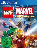 Alle Infos zu Lego Marvel Super Heroes (PlayStation4)