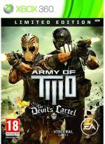 Alle Infos zu Army of Two: The Devil's Cartel (360)