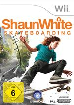 Alle Infos zu Shaun White Skateboarding (Wii)