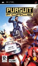 Alle Infos zu Pursuit Force (PSP)