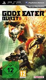 Alle Infos zu Gods Eater Burst (PSP,PSP,PSP)