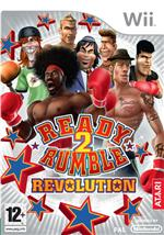 Alle Infos zu Ready 2 Rumble: Revolution (Wii)