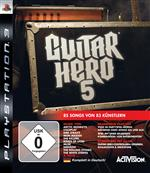 Alle Infos zu Guitar Hero 5 (PlayStation3)